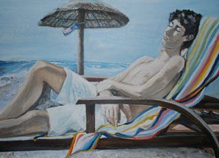Relaxed op Kalymnos