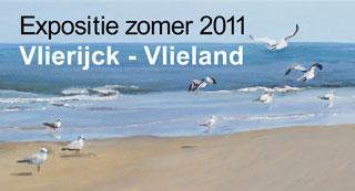 Expositie Vlierijck, Vlieland
